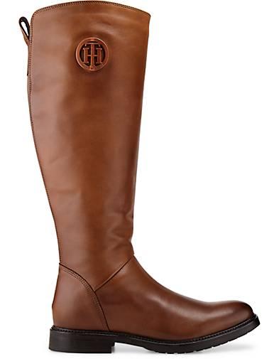 Tommy Hilfiger Hilfiger Hilfiger Stiefel HOLLY 18A in braun-mittel kaufen - 46552001 | GÖRTZ 960d1c