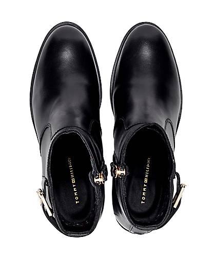 Tommy Hilfiger Stiefelette PARSON 13 in schwarz kaufen Gute - 46551101   GÖRTZ Gute kaufen Qualität beliebte Schuhe 91f2f9