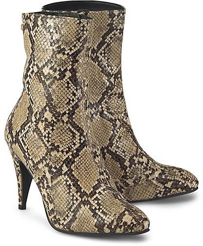 cheap for discount d1a65 78994 Stiefelette SNAKE PRINT