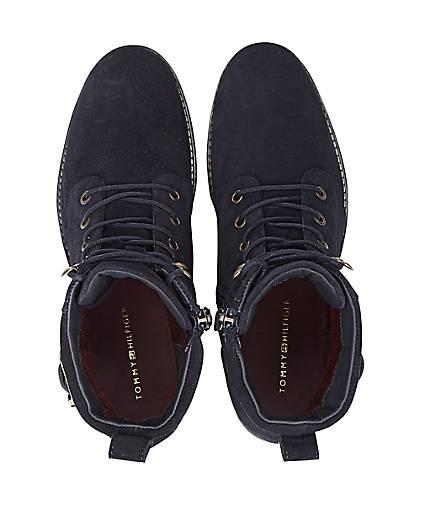 Tommy kaufen Hilfiger Stiefelette WENDY 10B in blau-dunkel kaufen Tommy - 46679101 | GÖRTZ 597177