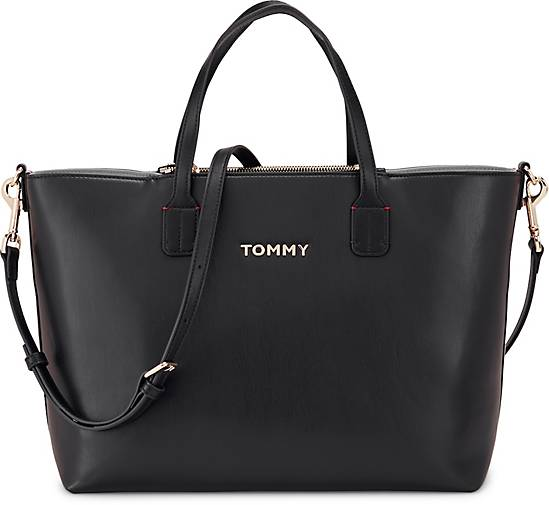 Tommy Hilfiger Tasche ICONIC TOMMY SATCHEL SOLID