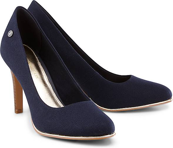 Tommy Hilfiger Textil-Pumps