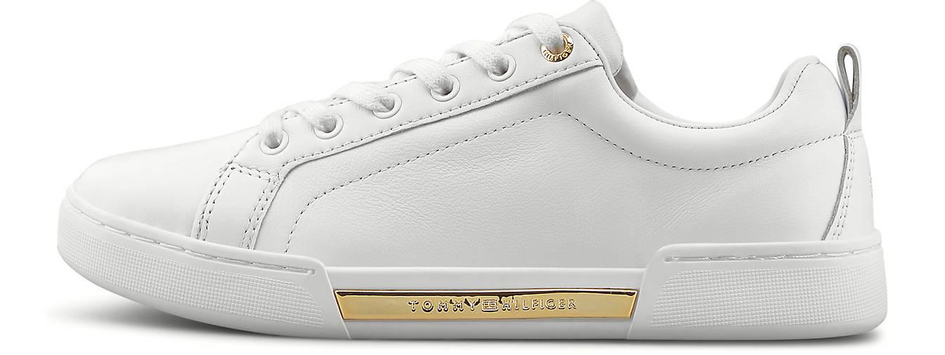Tommy Hilfiger Trend-Sneaker BRANDED OUTSOLE METALLIC