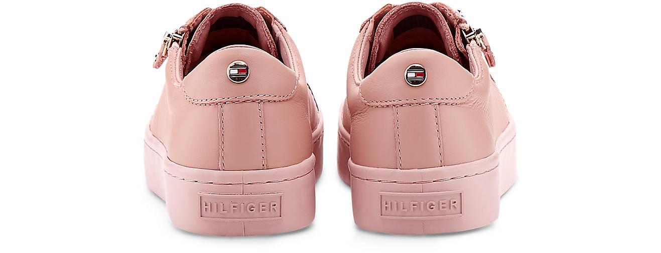 Tommy Hilfiger - Trend-Sneaker in rosa kaufen - Hilfiger 47052401 | GÖRTZ Gute Qualität beliebte Schuhe 263af4