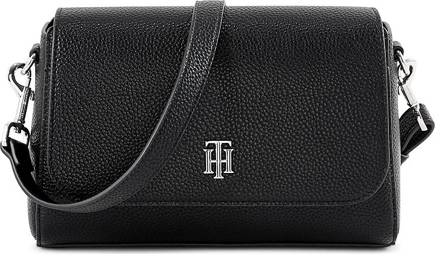 Tommy Hilfiger Umhängetasche TH ESSENCE FLAP CROSSOVER