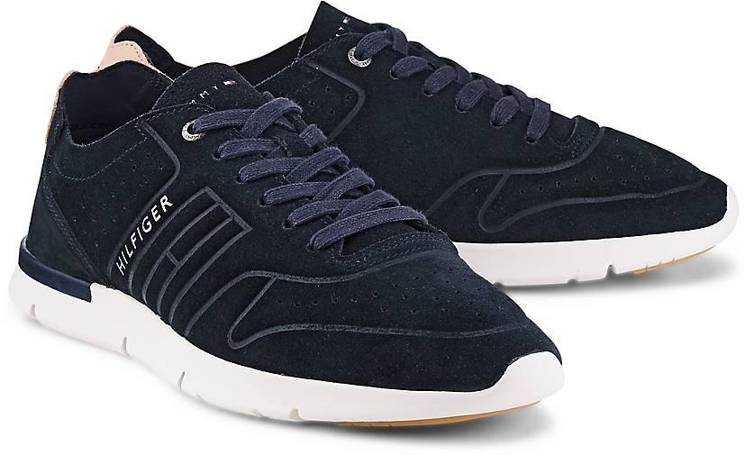 Tommy Hilfiger Velours-Sneaker