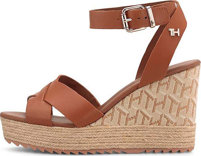 Tommy Hilfiger Wedges TH RAFFIA