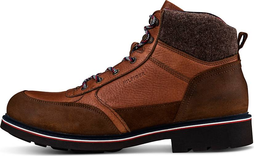 Tommy Hilfiger Winter-Boots WARM CHECK LINING
