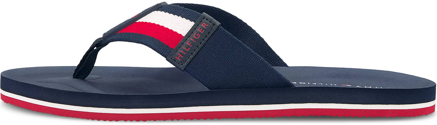 Tommy Hilfiger Zehentrenner SPORTY CORPORATE