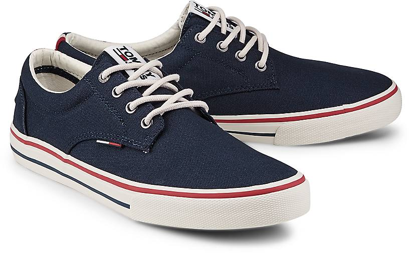 Tommy Jeans Canvas-Sneaker