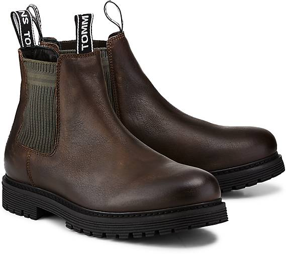 Tommy Jeans Chelsea Boots