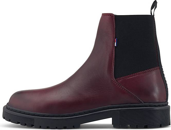 Tommy Jeans ESSENTIAL LEATHER CHELSEA BOOT