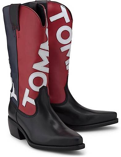 Tommy Jeans HERITAGE COWBOY BOOTS