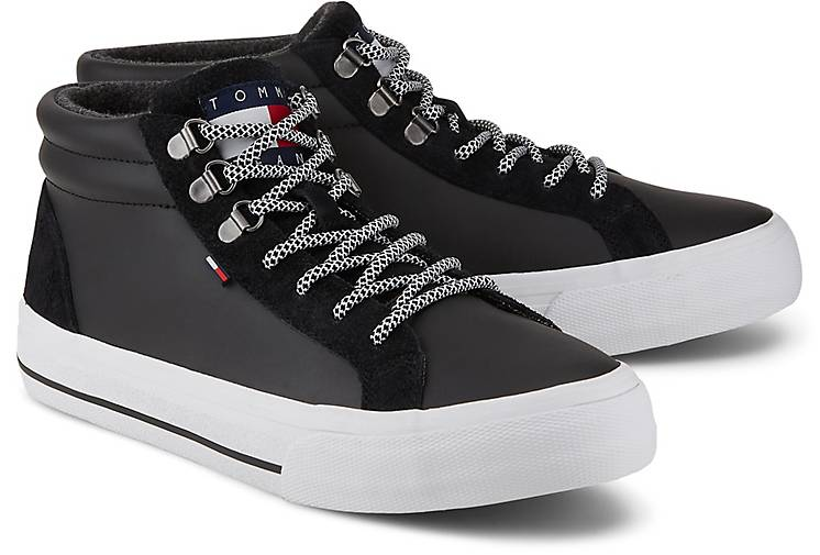 Tommy Jeans Hi-Top Sneaker WARMLINED CLASSIC
