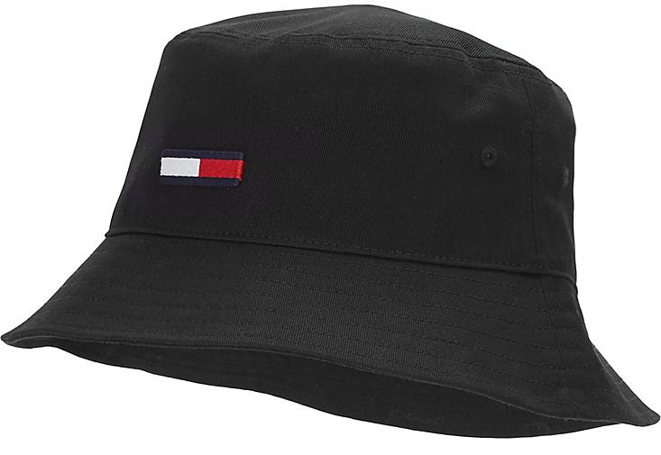 Tommy Jeans Mütze TJM FLAG BUCKET HAT