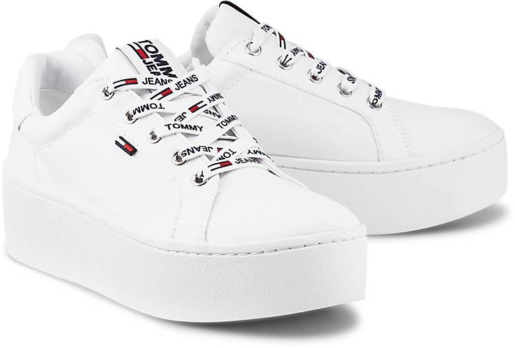 Tommy Jeans Plateau-Sneaker