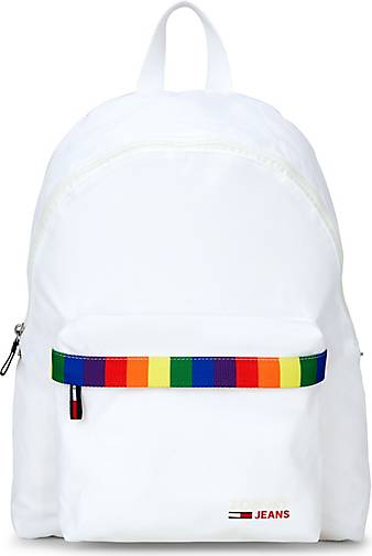 Tommy Jeans Rucksack TJM CAMOUS DOME BACKPACK PRIDE