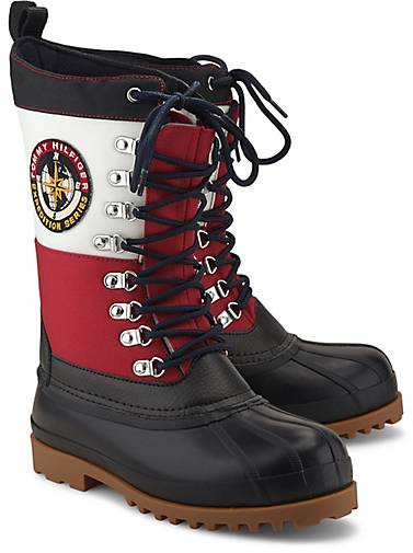 Tommy Jeans Schnür-Boots HERITAGE DUCKBOOT