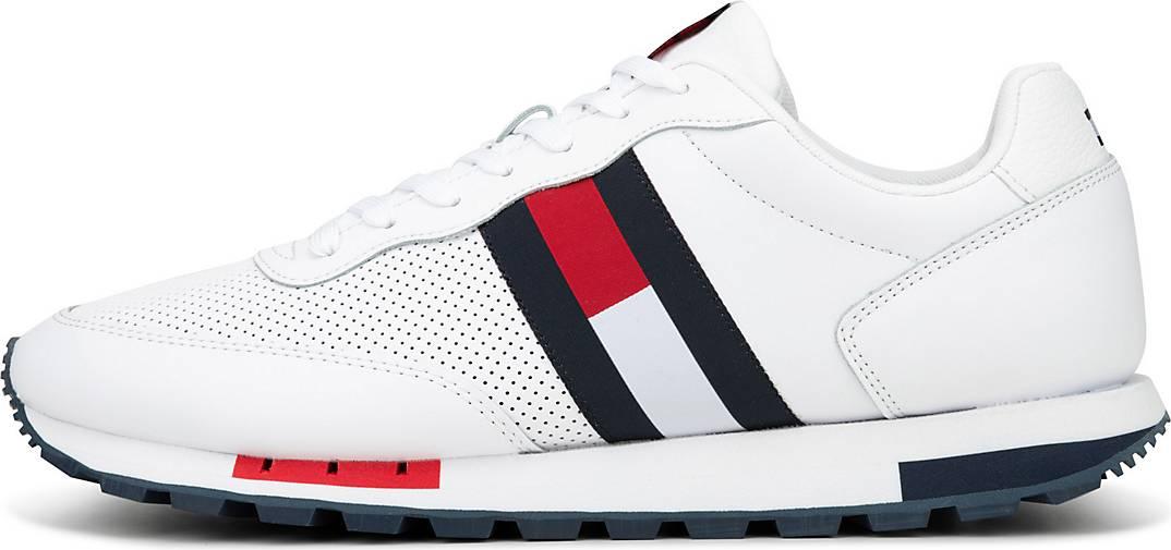 Tommy Jeans Sneaker RETRO TJM LEATHER RUNNER