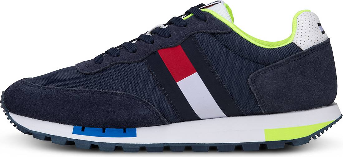 Tommy Jeans Sneaker RETRO TJM MIX POP RUNNER