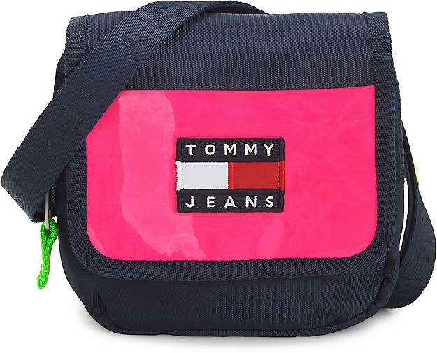 Tommy Jeans Umhängetasche TJW HERITAGE CROSSOVER
