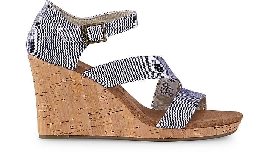 Toms Sandalette CLARISSA
