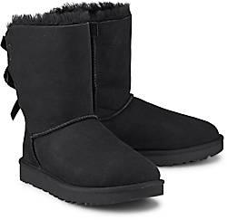 ugg boots damen schwarz