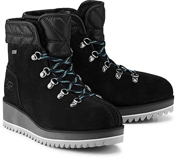 Ugg Boots Birch Lace Up In Schwarz Kaufen G 214 Rtz