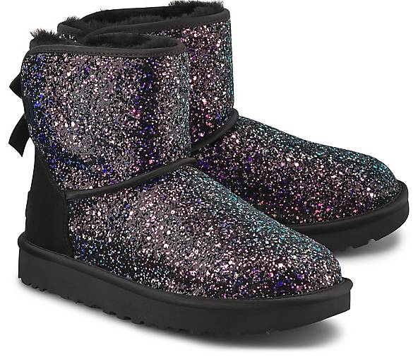 UGG Boots CLASSIC MINI BOW COSMOS