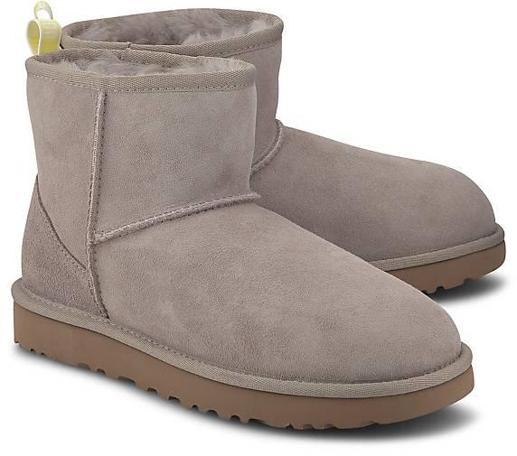 UGG Boots CLASSIC MINI II GRAPHIC LOGO
