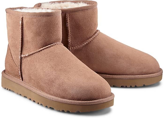ugg boots classic mini ii winter boots braun mittel. Black Bedroom Furniture Sets. Home Design Ideas