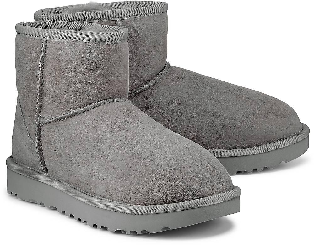 Boots Classic Mini Ii von UGG in grau für Damen. Gr. 37,38,39,40,41 Preisvergleich