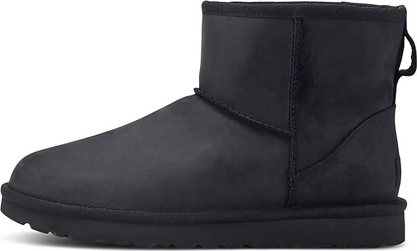 UGG Boots CLASSIC MINI LEATHER