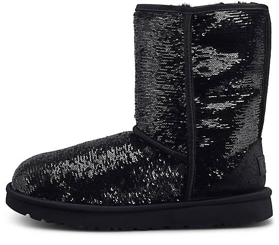 UGG Boots CLASSIC SHORT COSMOS SEQUIN