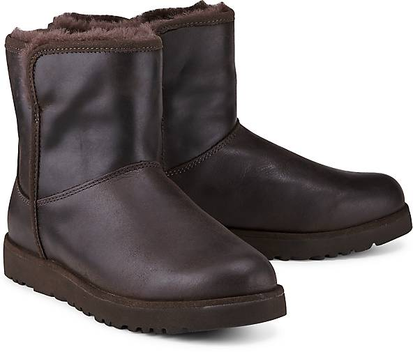 Ugg Braun Leather