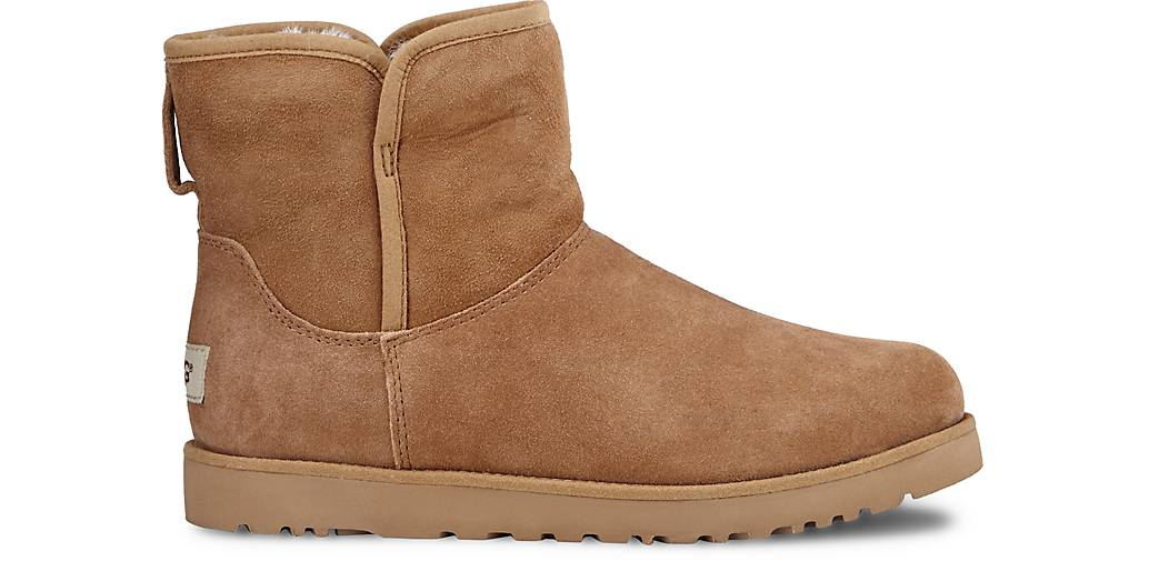Ugg Boots Classic Short braun mittel Damen Ugg Australia in