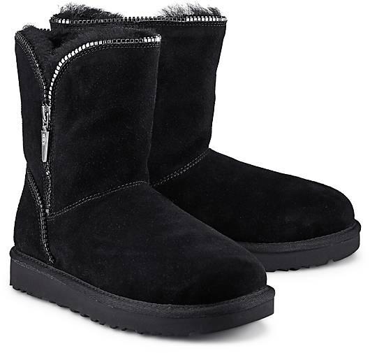 ugg boots schwarz glitzer