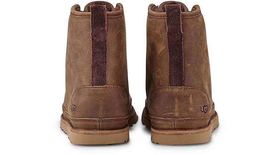 Ugg Harkley Wasserdichte Herren Classic Boots Outlet Deutschland