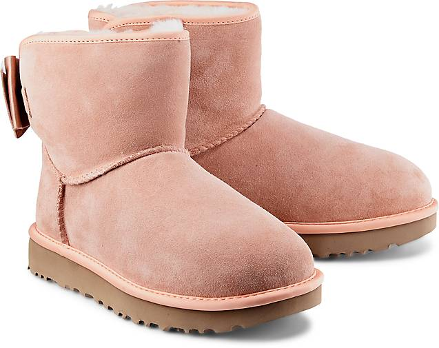 UGG Boots SATIN BOW MINI