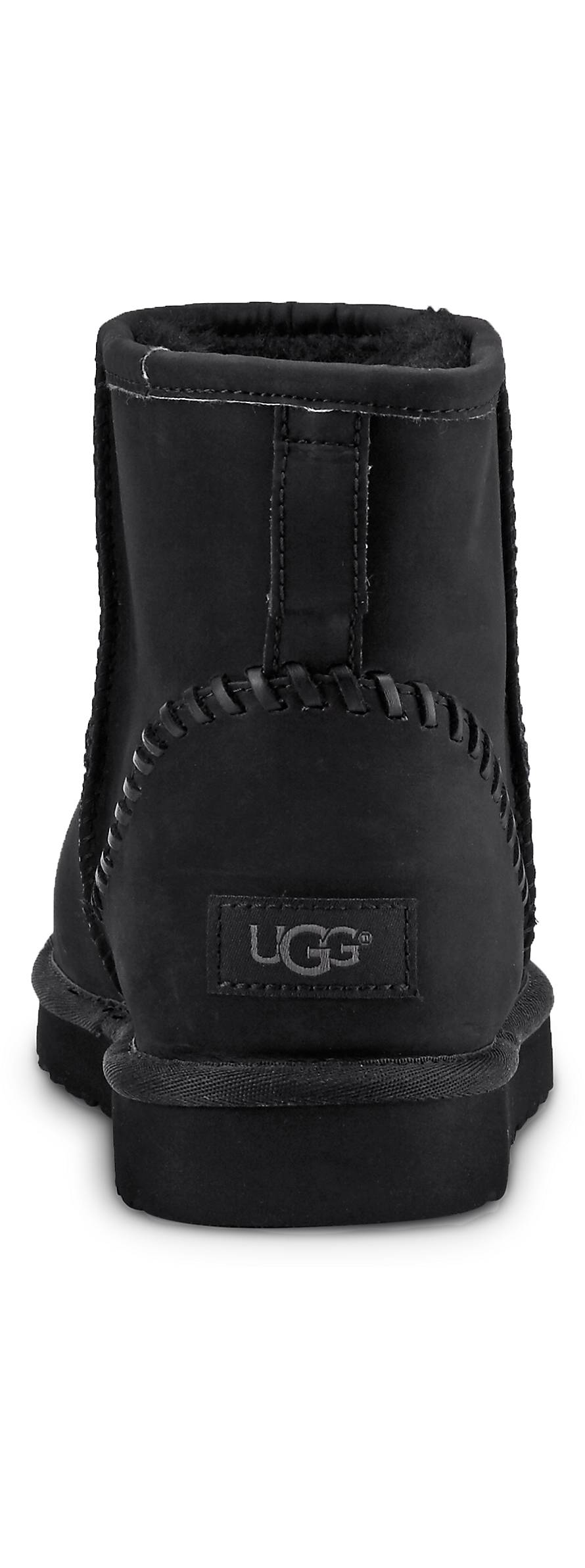 ugg boots mini bailey bow braun. Black Bedroom Furniture Sets. Home Design Ideas