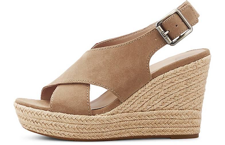 UGG Keil-Sandalette HARLOW