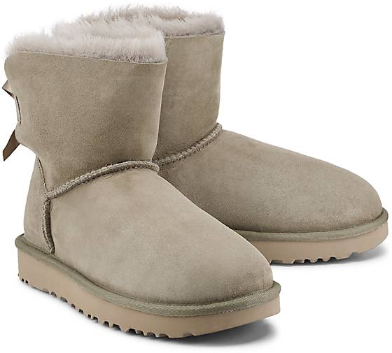 a957a823df8437 UGG MINI BAILEY BOW II in khaki kaufen - 45553805
