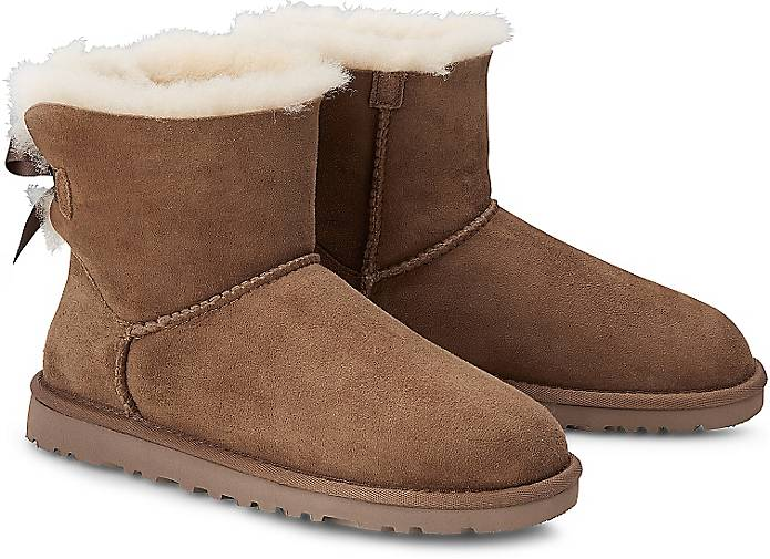 görtz ugg mini bailey bow