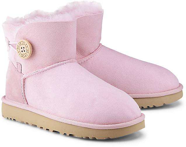 db739d7fee UGG MINI BAILEY BUTTON II in rosa kaufen - 45554405 | GÖRTZ