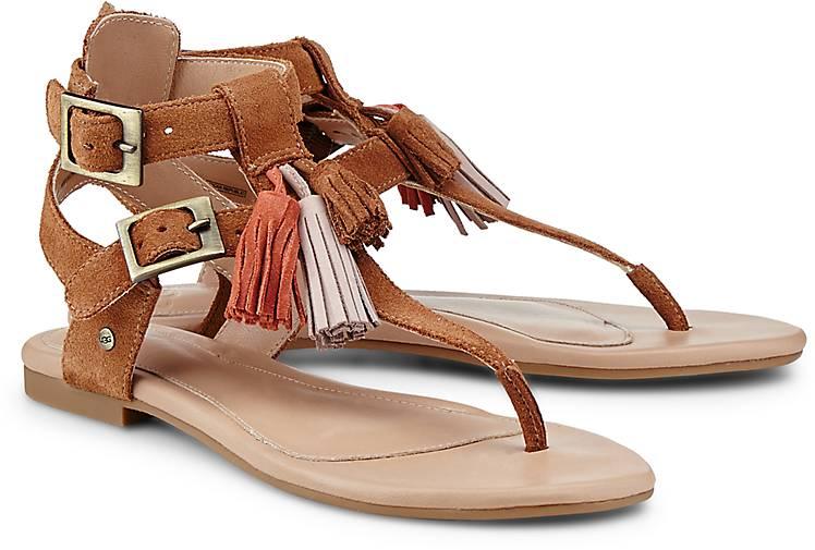 UGG Tassel-Sandale LECIA