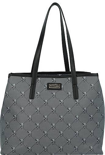 U.S. POLO ASSN. Hampton Shopper Tasche 34 cm