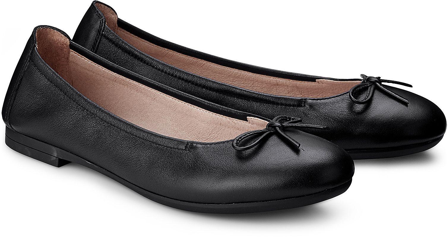Ballerina CRESY von Unisa in schwarz für Mädchen. Gr. 30,31,32,33,34 ... 8a85f9874e