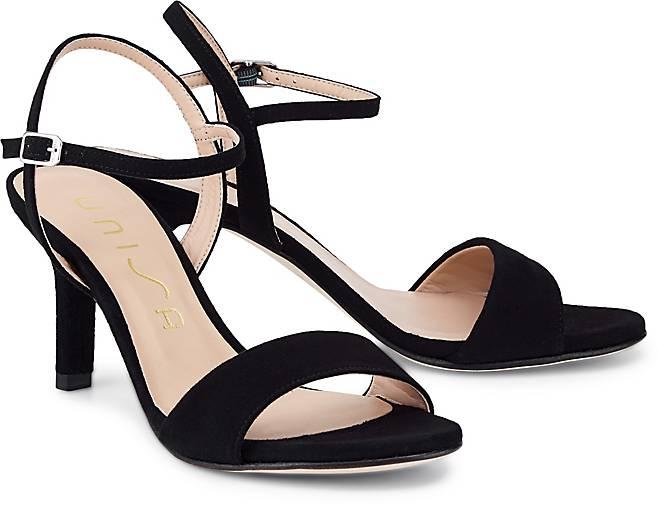 Kaufen Unisa Schwarz Sandaletten Orea Abendschuhe Sandalette In L543ARj
