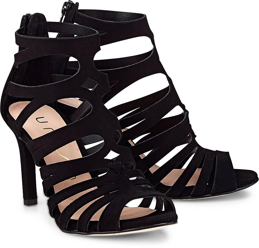 Sandalette Wandeo von Unisa in schwarz für Damen. Gr. 36,39 Preisvergleich