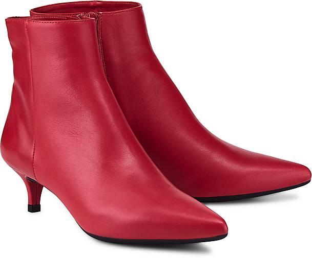 Unisa Stiefelette JATI in rot kaufen Gute - 47725402 | GÖRTZ Gute kaufen Qualität beliebte Schuhe ce413f